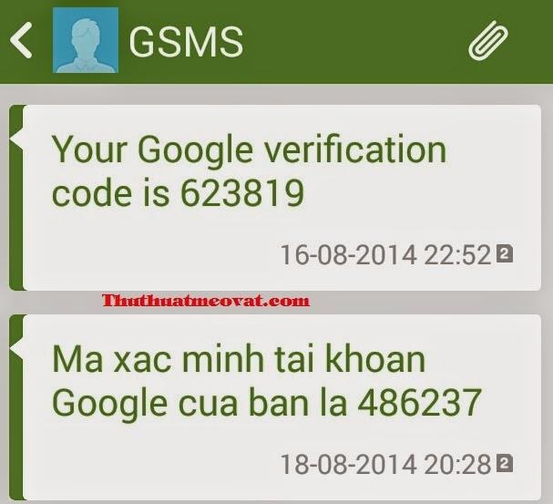 Bảo mật Gmail an toàn hơn với bảo mật 2 lớp bằng điện thoại