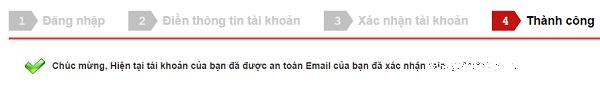 Bảo mật tài khoản Garena bằng email và số điện thoại