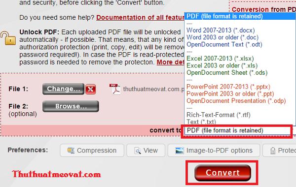 Cách sửa lỗi file PDF không cho in và chỉnh sửa nhanh nhất