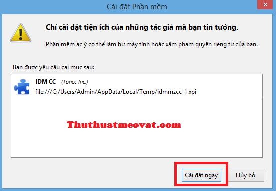 Cách sửa lỗi IDM không hiện nút download trên Youtube