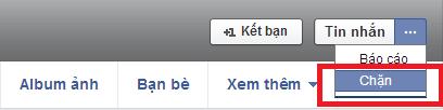Cách chặn và bỏ chặn tài khoản Facebook