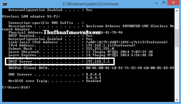 Cách đổi mật khẩu password Wifi Viettel Totolink