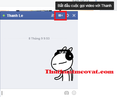 Hướng dẫn cài đặt và thực hiện cuộc gọi video trên Facebook