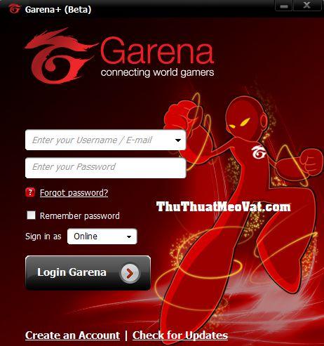 Hướng dẫn chi tiết cách tải về và cài đặt Garena Plus