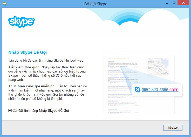 Hướng dẫn tải về và cài đặt phần mềm chat Skype