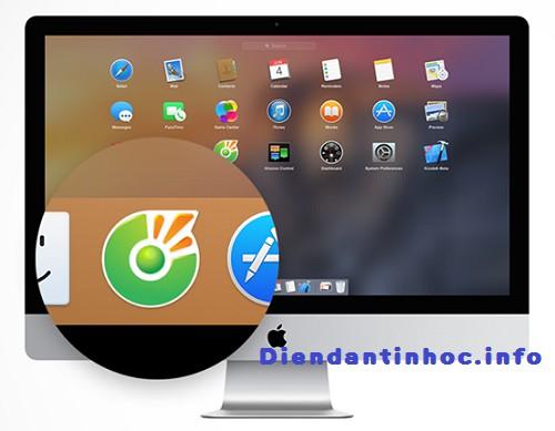 Cốc Cốc cho MAC OS X
