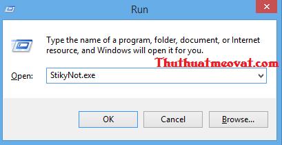 Với ghi chú trên máy tính với Sticky Notes có sẵn trên Windows
